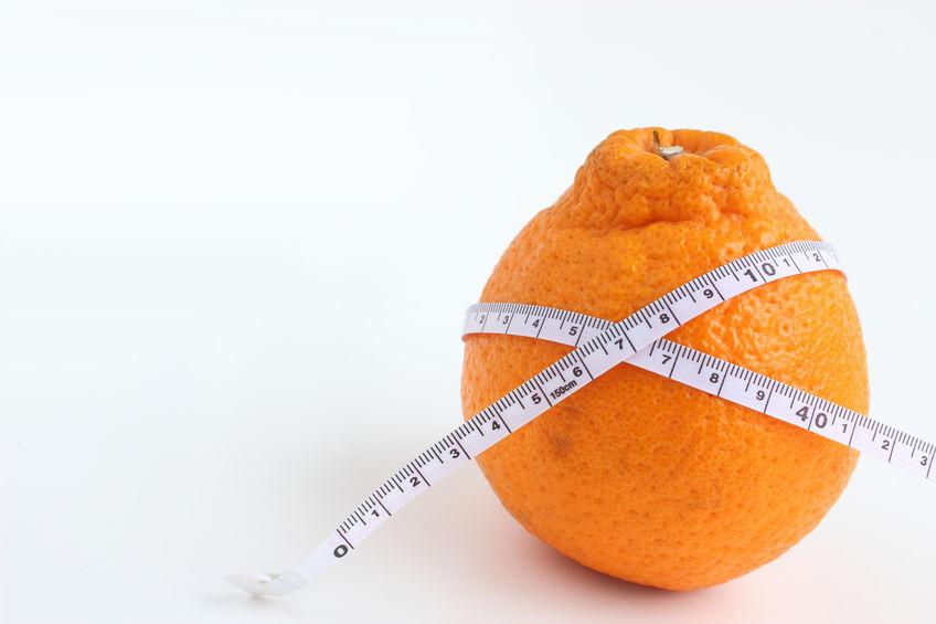 フルーツで太る?